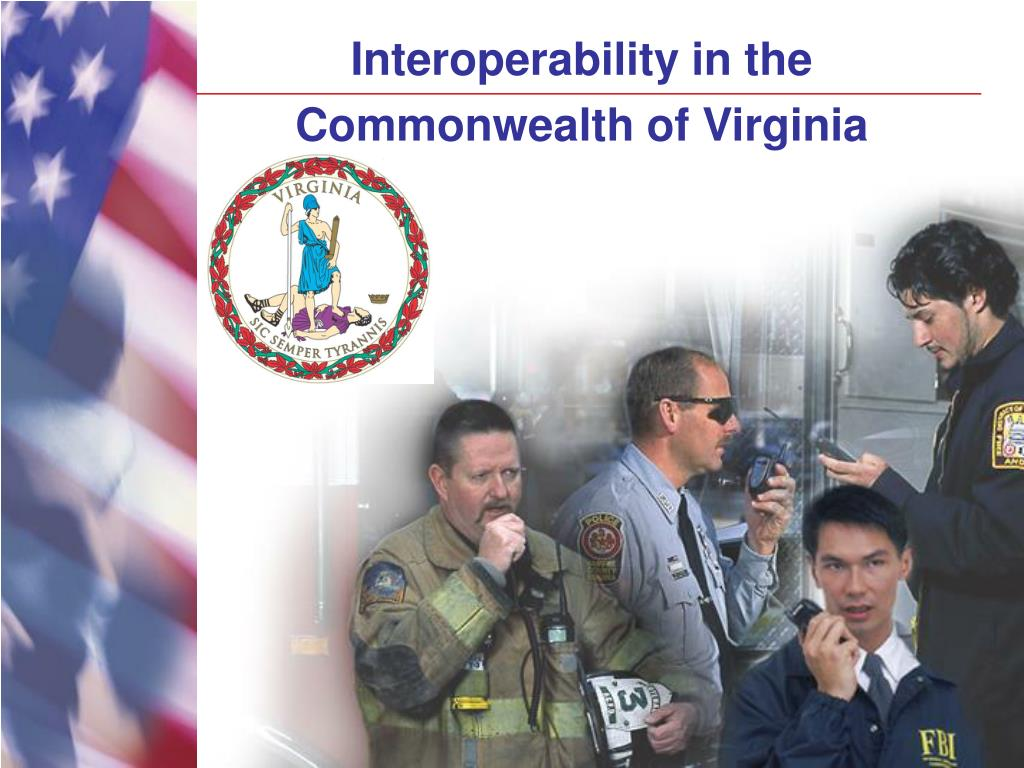 interoperability in the commonwealth of virginia l.