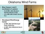 oklahoma wind farms