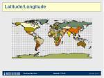 latitude longitude13