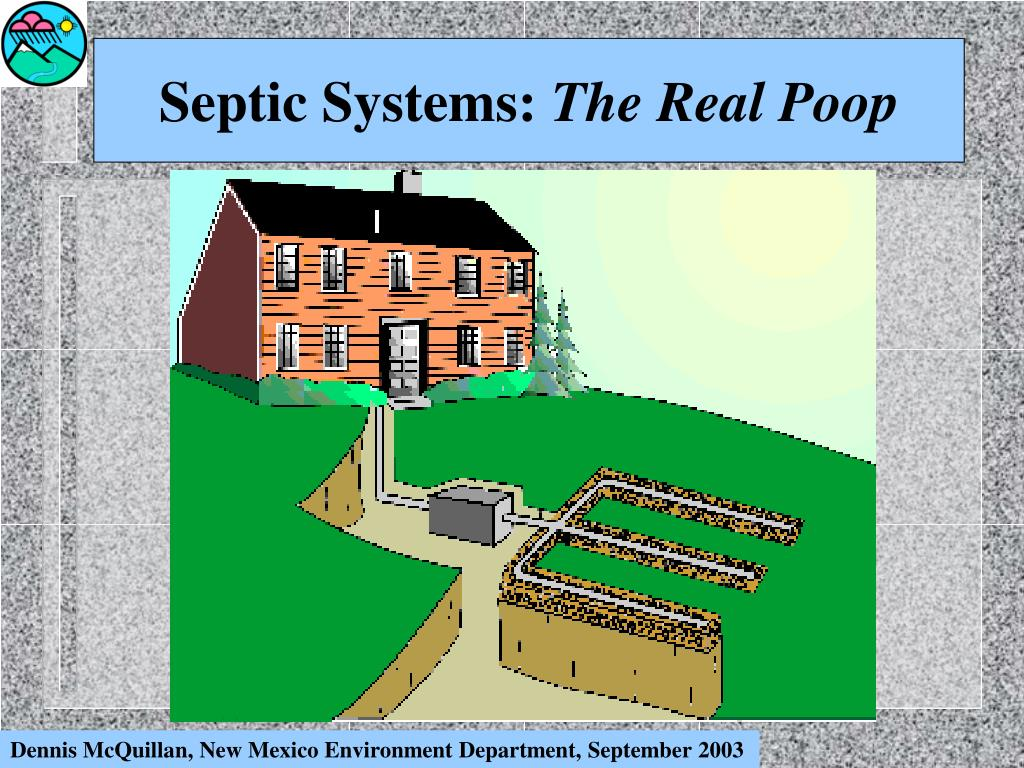 septic systems the real poop l.