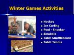 winter games activities11