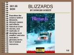 blizzards by duncan scheff