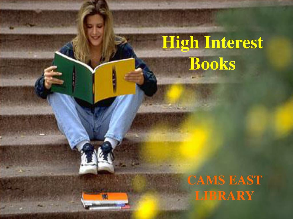 high interest books l.