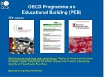 oecd programme on educational building peb5