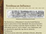 teotihuacan influence
