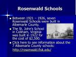 rosenwald schools32