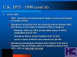 u k 1975 1998 cont d