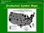 graduated symbol maps