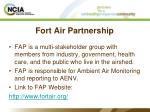 fort air partnership22