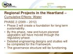 regional projects in the heartland cumulative effects water18