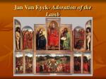 jan van eyck adoration of the lamb