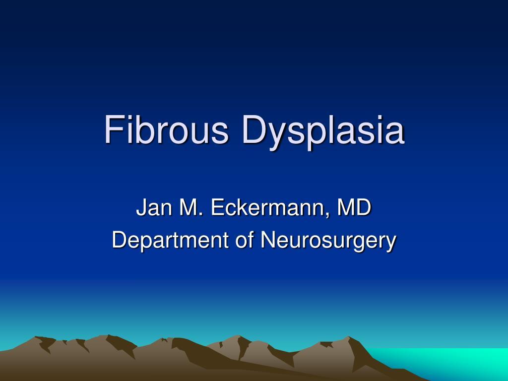 fibrous dysplasia l.