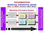 introduction marketing information system what is mkis kotler s mkis model