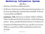 marketing information system22
