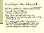penyakit pada sistem reproduksi35
