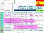 caractr sticas catastrales titular n 23 en el t m de xxx