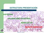 estructura presentaci n66