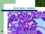 resultados i urbanos