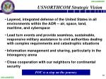 usnorthcom strategic vision