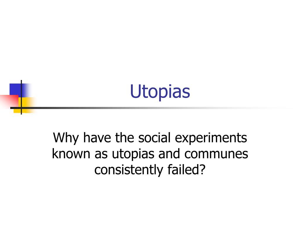 utopias l.