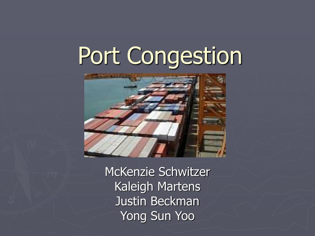 port congestion l.