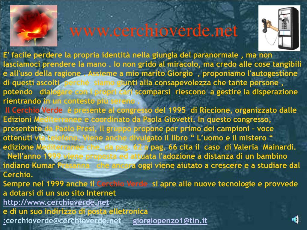 www.cerchioverde.net