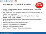 accelerate your local success