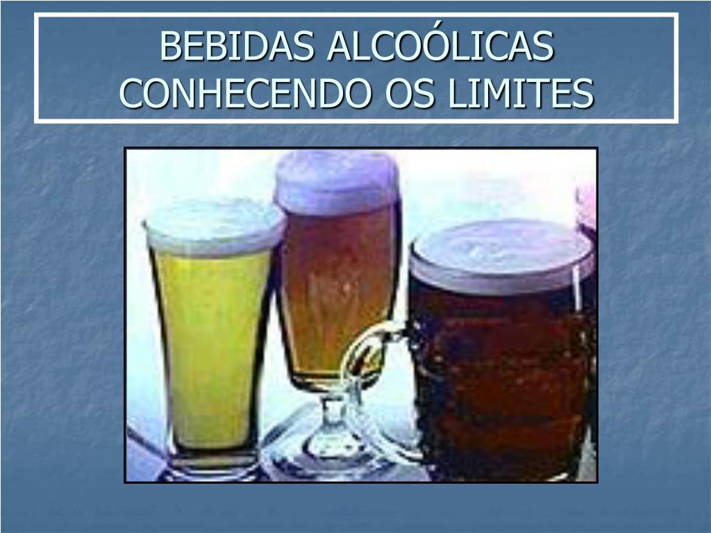 bebidas alco licas conhecendo os limites l.