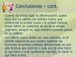 conclusiones cont