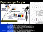 espectroscopia doppler