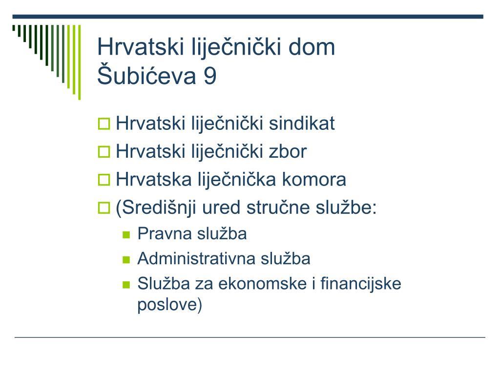 Hrvatski liječnički dom