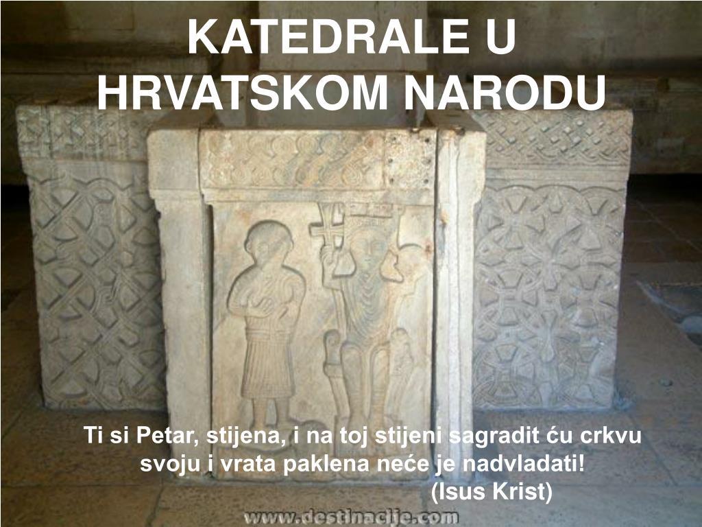 katedrale u hrvatskom narodu l.