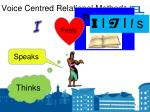 voice centred relational method14