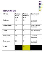 escala manual20