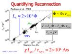 quantifying reconnection10
