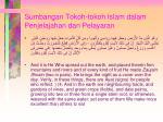 sumbangan tokoh tokoh islam dalam penjelajahan dan pelayaran