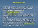 the trial cont25