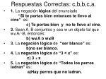 respuestas correctas c b b c a