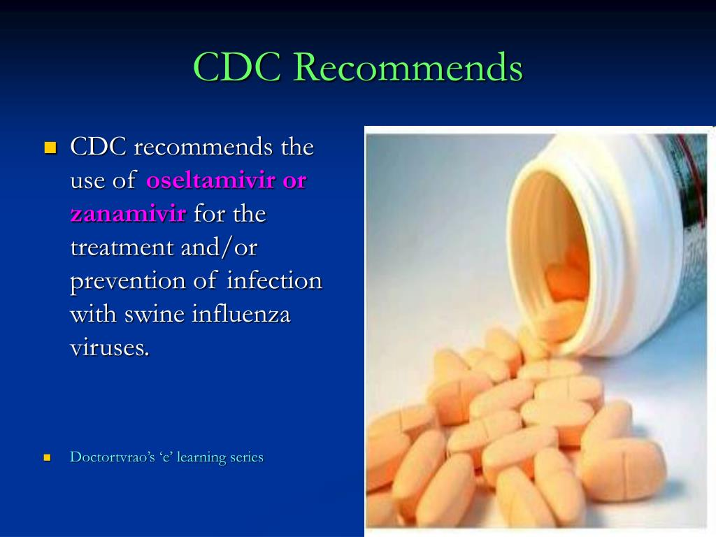 CDC Recommends