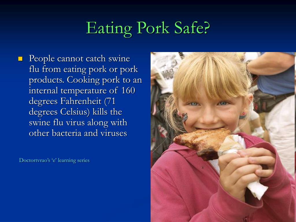 Eating Pork Safe?