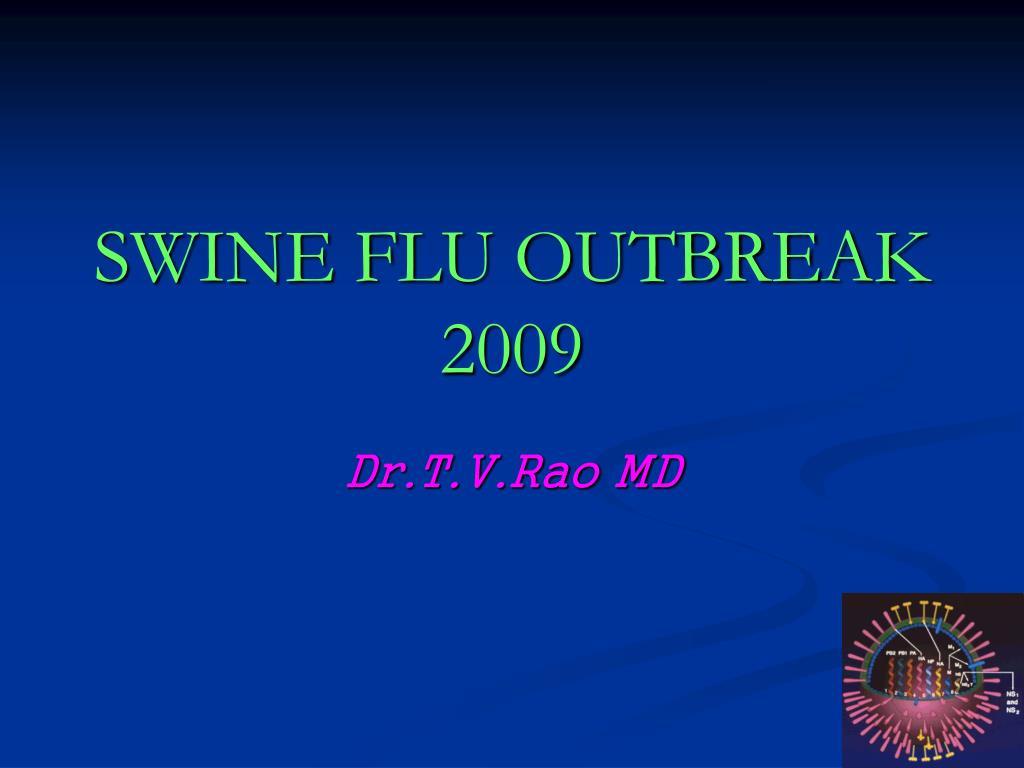 swine flu outbreak 2009 l.