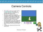 camera controls49