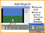 add objects22