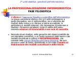 2 unit didattica specificit dell infermieristica13