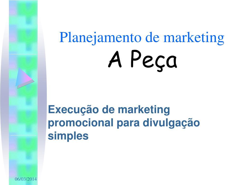 planejamento de marketing a pe a l.