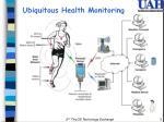 ubiquitous health monitoring