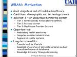 wban motivation