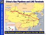 china s gas pipelines and lng terminals