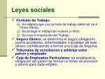 leyes sociales21