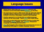 language issues4